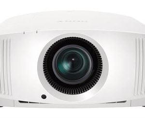 Sony VPL-VW270W Lens