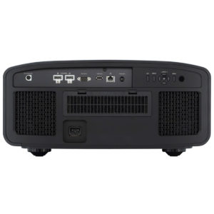JVC DLA-N5B Connections